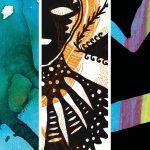 """Exposition """"Alaca Bulaca - Conversations en couleurs"""""""