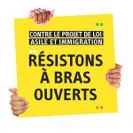 Collectif de mobilisation du 10e pour un accueil digne et solidaire des exilés