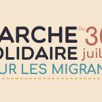 Des représentant-e-s de « La marche solidaire »  seront à la Mairie du 10e le lundi 18 juin à 16h30