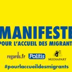 Manifeste pour l'accueil des migrants