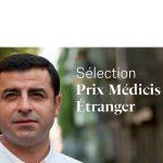 """Rencontre autour du livre """"L'Aurore"""" de Selahattin Demirtaş"""
