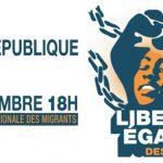 Journée Internationale des Migrant-e-s 18 Décembre 2018