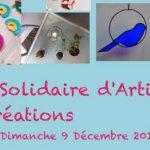 Marché Solidaire d'Artisanat et de Créateurs de L'ACORT