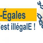 Manifestation - Lancement de la campagne unitaire « Égaux, égales, personne n'est illégal ! »