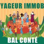 Voyageur immobile - Bal conté. Un voyage interculturel en traversant les différents quartiers du 10e.