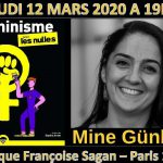 """Rencontre avec Mine Günbay """"Le Féminisme pour les Nul·le·s."""""""